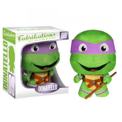 Figurina Funko Fabrikations (Soft Sculpture By Fanko) - Teenage Mutant Ninja Turtles - Donatello - (09)