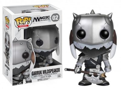 Figurina Funko Magic - Magic The Gathering - Garruk Wildspeaker - Vinyl Collectible Action Figure (02)