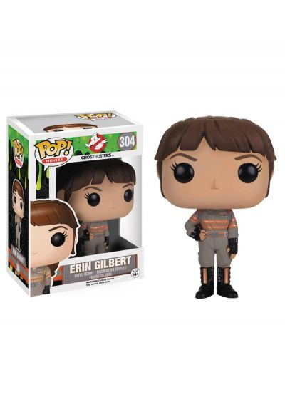 Figurina Funko Pop! Movies - Ghostbusters - Erin Gilbert Vinyl Collectible Action Figure (304)