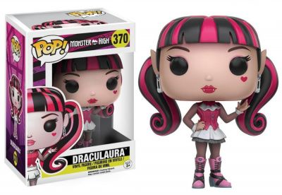 Figurina Funko Pop - Monster High - Draculaura - Vinyl Collectible Action Figure (370)