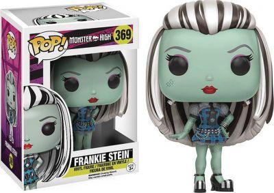 Figurina Funko Pop - Monster High - Frankie Stein - Vinyl Collectible Action Figure (369)