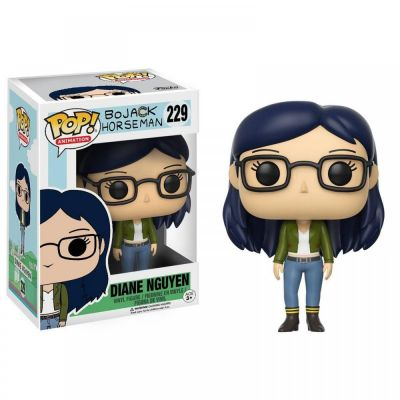 Figurina Funko Pop Animation - BoJack Horseman - Diane Nguyen - Collectible Action Figure (229)
