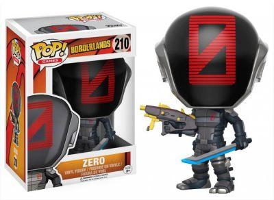 Figurina Funko Pop Games Borderlands - Zero Vinyl Collectible Action Figure (210)