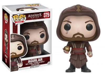Figurina Funko Pop! Movies - Assassin's Creed - Aguilar - Vinyl Collectible Action Figure (375)