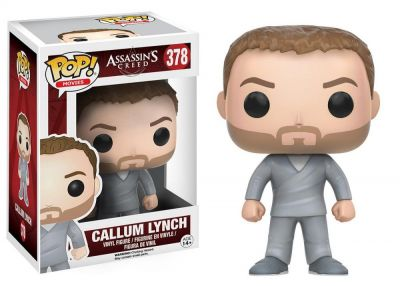 Figurina Funko Pop! Movies - Assassin's Creed - Callum Lynch - Vinyl Collectible Action Figure (378)