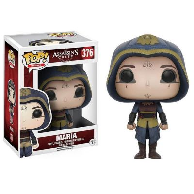Figurina Funko Pop! Movies - Assassin's Creed - Maria - Vinyl Collectible Action Figure (376)