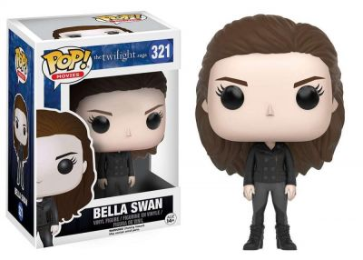 Figurina Funko Pop! Movies The Twilight Saga - Bella Swan - Vinyl Collectible Action Figure (321)