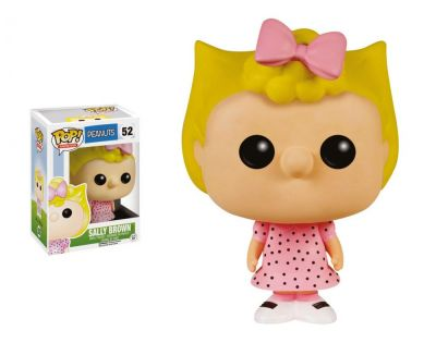Figurina Funko Pop! Peanuts - Sally Brown - Collectible Action Figure (52)
