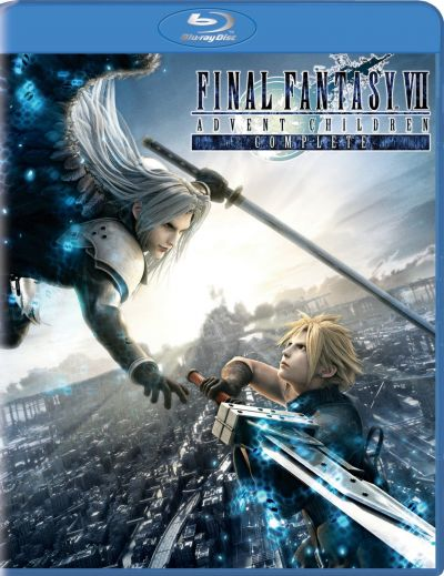 Final Fantasy VII: Razbunarea copiilor / Final Fantasy VII: Advent Children Complete - BLU-RAY