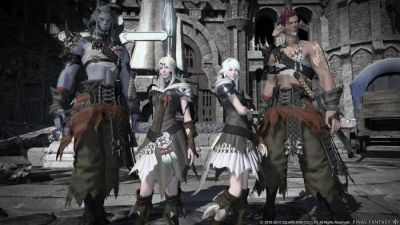 FINAL FANTASY XIV HEAVENSWARD - PS4
