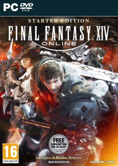 FINAL FANTASY XIV ONLINE STARTER EDITION - PC