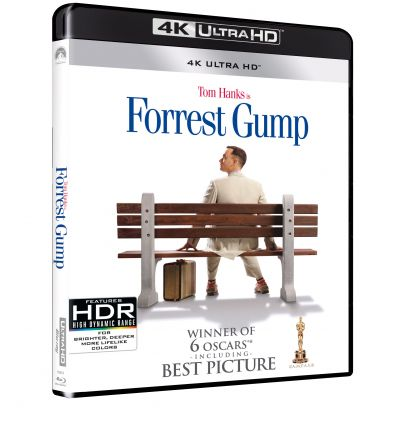 Forrest Gump - UHD 1 disc (4K Ultra HD)