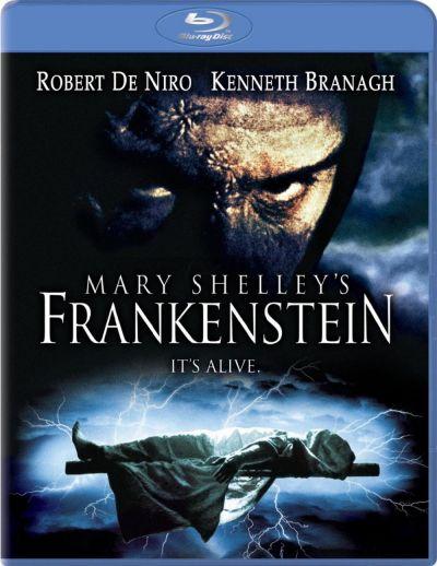 Frankenstein / Mary Shelley's Frankenstein - BLU-RAY