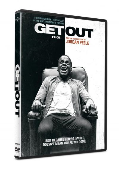 Fugi! / Get Out - DVD