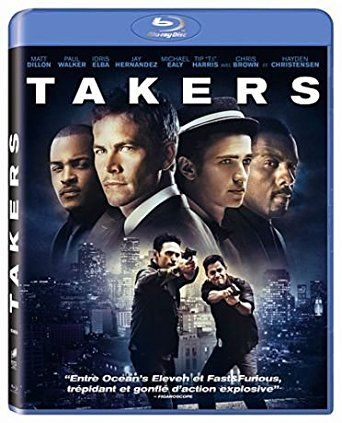 Fura si fugi / Takers - BLU-RAY