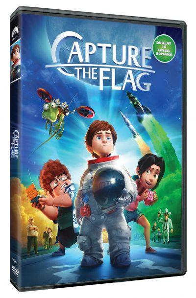 Fura steagul, salveaza luna / Capture the Flag - DVD