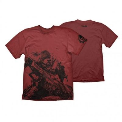 GEARS OF WAR 4 FENIX TSHIRT L