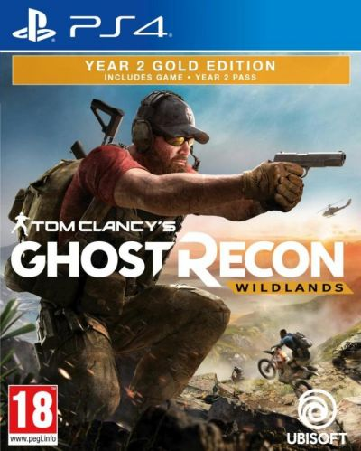 GHOST RECON WILDLANDS YEAR 2 GOLD - PS4