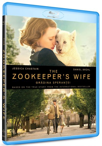 Gradina Sperantei / The Zookeeper's Wife - BLU-RAY