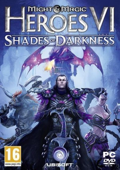 HEROES OF MIGHT & MAGIC 6 SHADES OF DARKNESS - PC