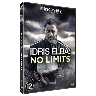 Idris Elba: Fara limite / Idris Elba: No Limits - Sezonul 1 - DVD