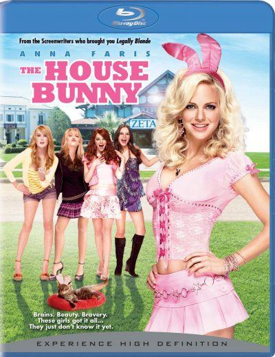 Iepurasul Casei / The House Bunny - BLU-RAY
