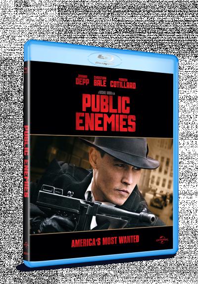 Inamicii Publici / Public Enemies - BLU-RAY