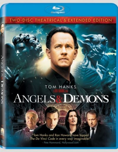 Ingeri si Demoni / Angels & Demons (2 discuri)  - BLU-RAY