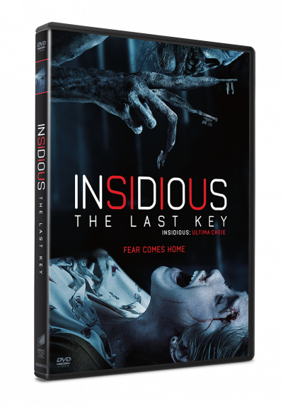 Insidious: Ultima Cheie (Insidious: Capitolul 4) / Insidious: The Last Key - DVD