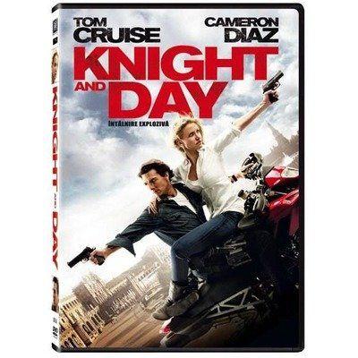 Intalnire exploziva / Knight and Day - DVD