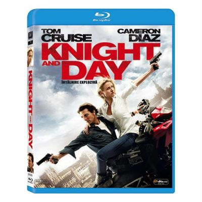 Intalnire exploziva / Knight and Day - BLU-RAY