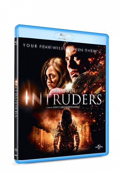 Intrusi / Intruders - BLU-RAY