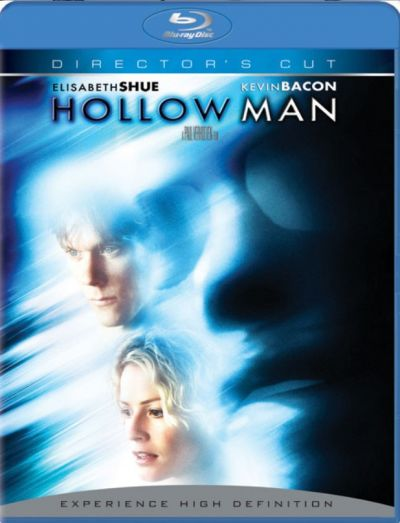Invizibil si Periculos / Hollow Man  (Directors cut) - BLU-RAY