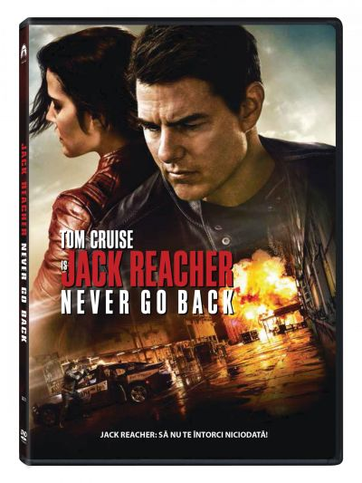 Jack Reacher: Sa nu te intorci niciodata! / Jack Reacher: Never Go Back - DVD