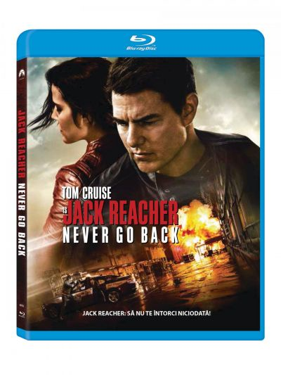 Jack Reacher: Sa nu te intorci niciodata! / Jack Reacher: Never Go Back - BLU-RAY