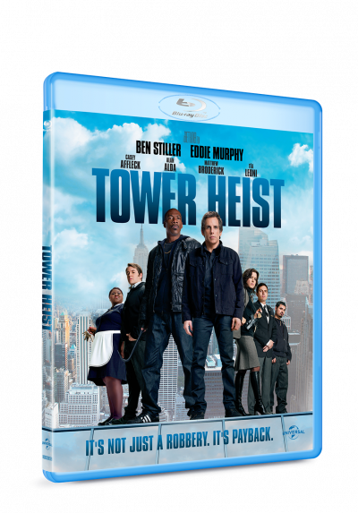 Jaf… la turnul mare / Tower Heist - BLU-RAY