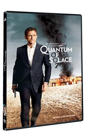 James Bond 22 - Partea lui de consolare / Quantum of Solace - DVD