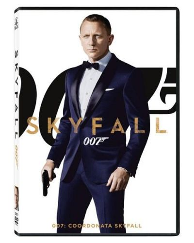 James Bond 23 - Coordonata Skyfall / Skyfall - DVD