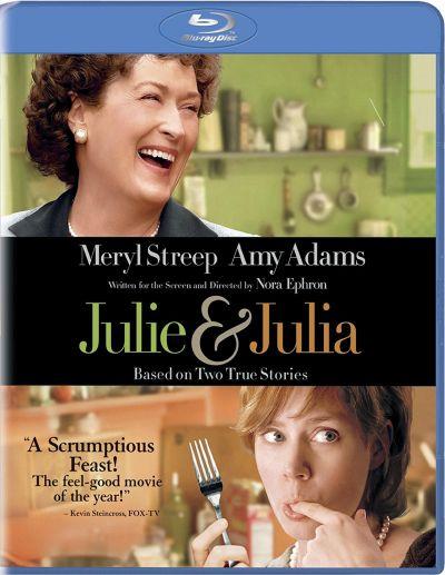 Julie si Julia / Julie & Julia - BLU-RAY
