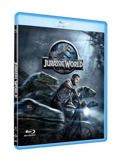 Jurassic World (Jurassic Park 4) - BLU-RAY
