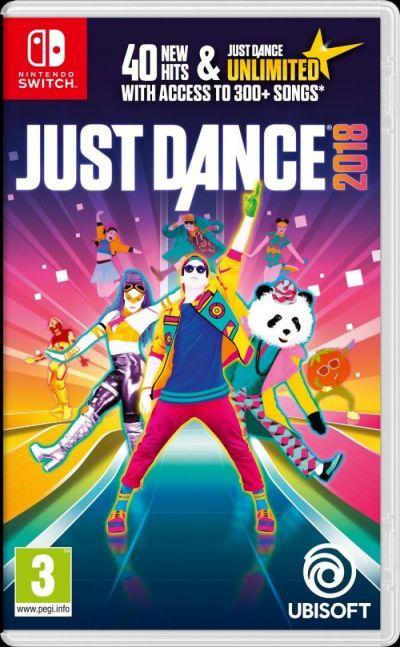 JUST DANCE 2018 - SW