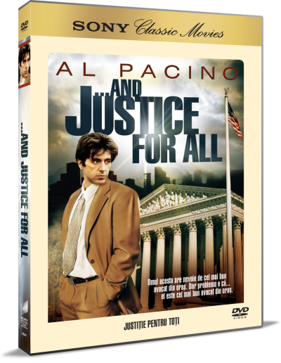 Justitie pentru toti / ...And Justice For All - DVD