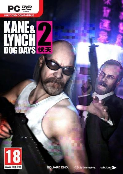 KANE & LYNCH 2 EXPORT - PC