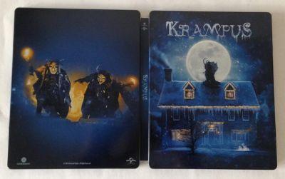 Krampus: Spaima Craciunului / Krampus - BLU-RAY (Steelbook editie limitata)