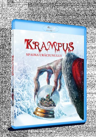 Krampus: Spaima Craciunului / Krampus - BLU-RAY