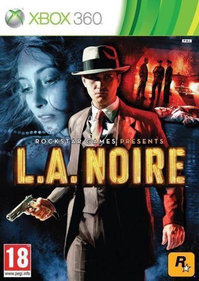 LA NOIRE - XBOX360