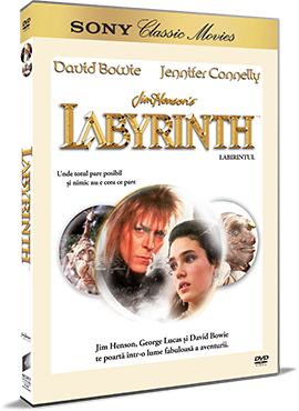 Labirintul / The Labyrinth - DVD