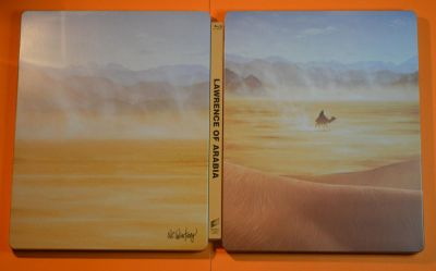 Lawrence al Arabiei / Lawrence of Arabia - BLU-RAY (Steelbook editie limitata)