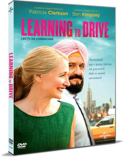 Lectii de conducere / Learning to Drive - DVD