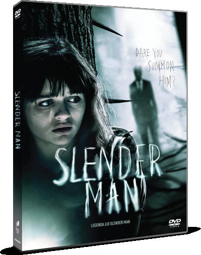 Legenda lui Slender Man / Slender Man - DVD